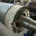 Обмотка электродвигателей