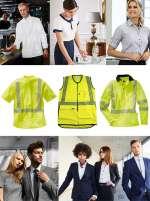 Vestuário de protecção para o trabalho