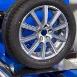 Cinta de aço para testes automotivos