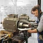 Reparasjon av elektromotorer