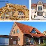 Стропильные строительные материалы
