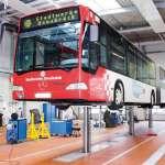 Sunkvežimių pakėlimo platformos (HVD)