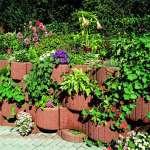 Záhradné stavebné materiály