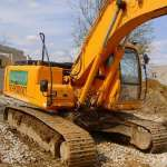 Panaudotos statybinės mašinos